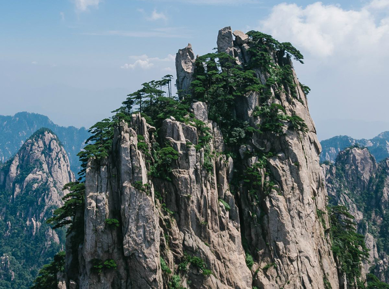 Pentip Brush in huangshan